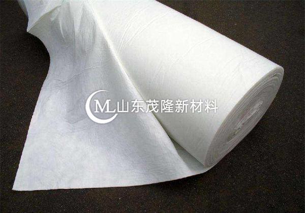 长丝土工布的搭接方法