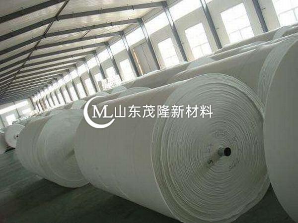 土工布的储存与运输