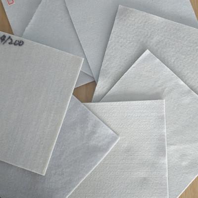 土工布的防渗反滤作用