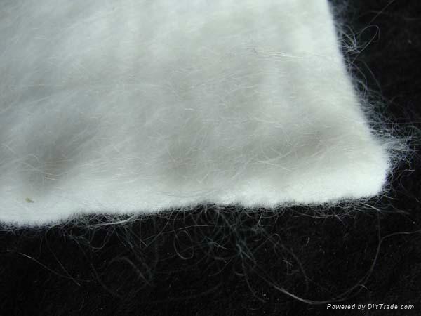 长丝土工布非防水材料 却是防水材料施工中起到重要的保护作用