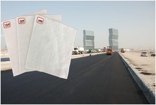 土工布的反射裂缝防治作用分析