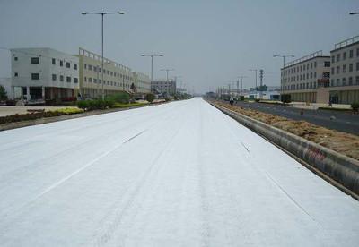 土工布应力吸收层可以明显改善沥青路面的其他
