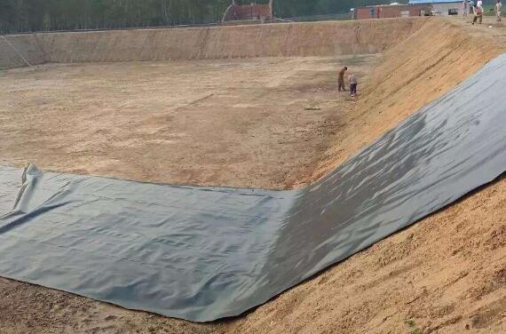 土工布铺碎石放石笼 水闸再无冲刷变形