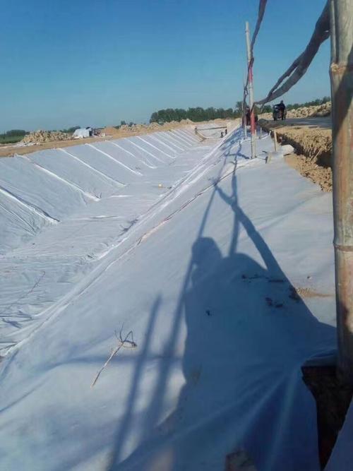 河道治理采用土工布施工工艺的原因分析