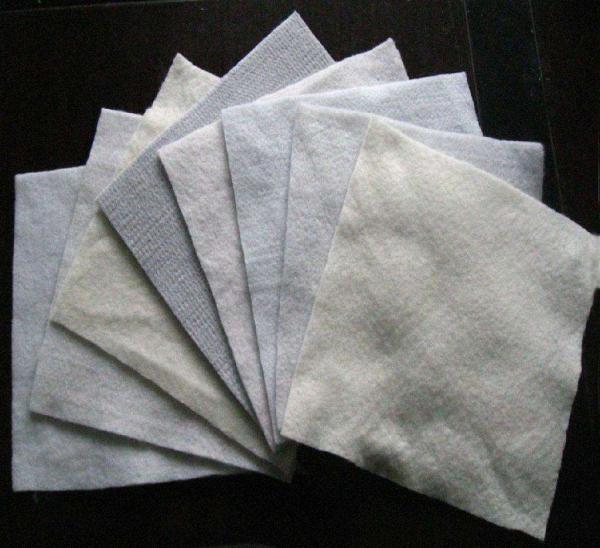 土工布是各种纺织品中唯一有命力的产品