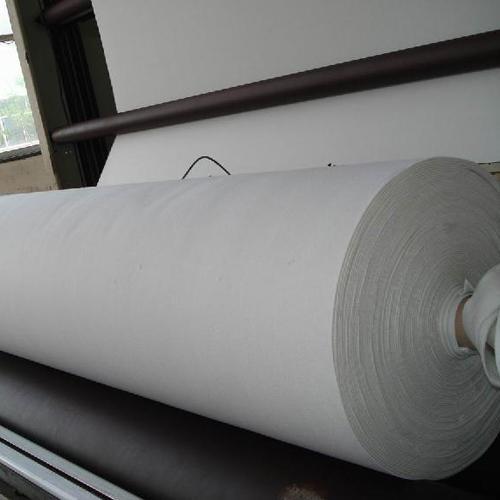生态土工布的制备工艺及物理性能