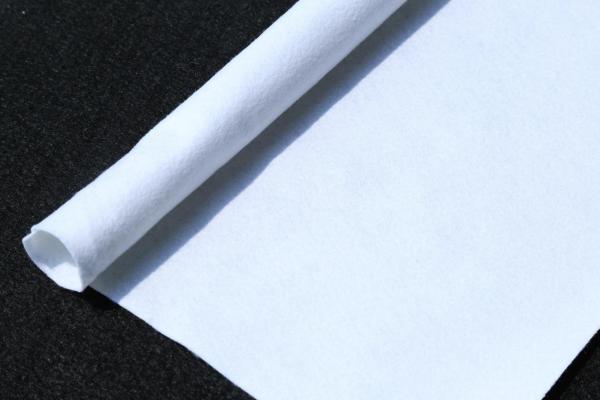 非织造土工布具有吸附重金属能力