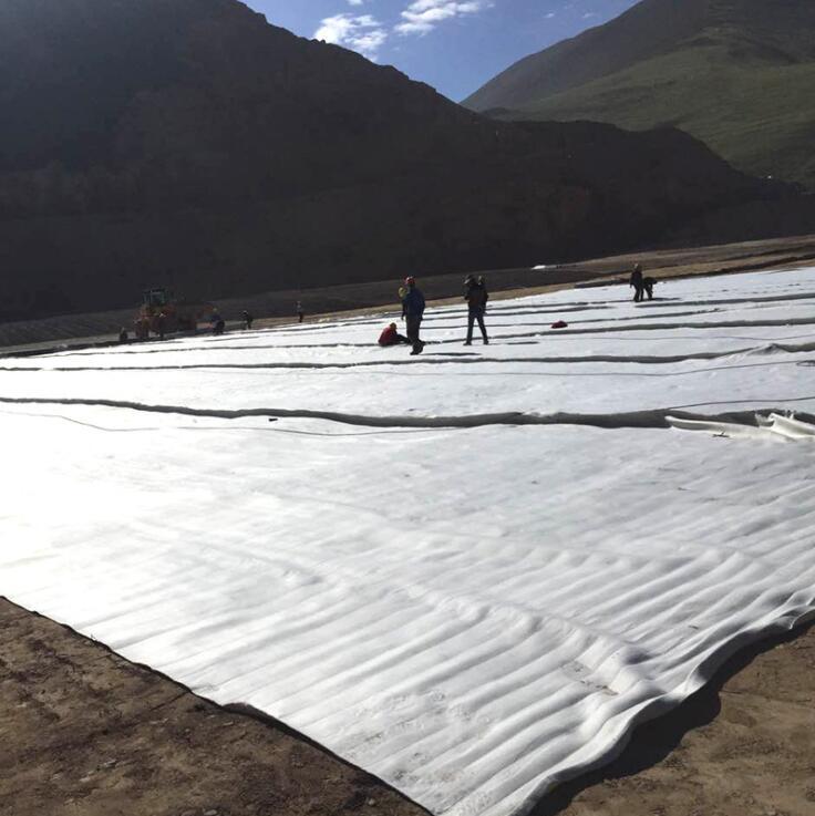 土工布在软土施工中的方案选择