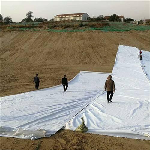 防渗复合土工布能有效隔断外界水