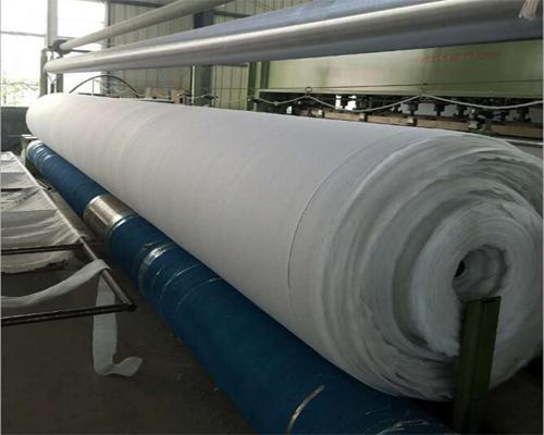 非织造土工布的功能和应用