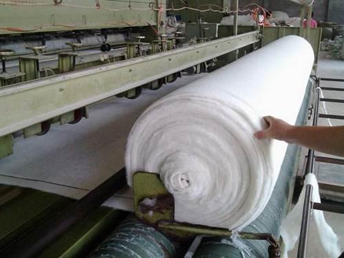 土工布厂家非织造土工产技术